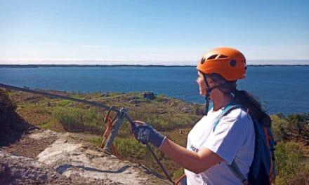 Her finner du Via Ferrata klatreruter i Norge