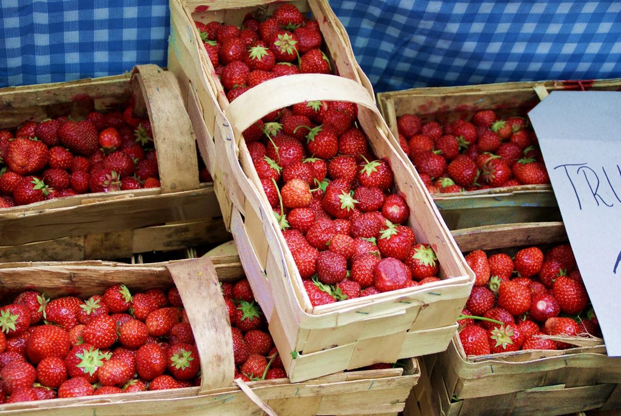 Jordbær polen