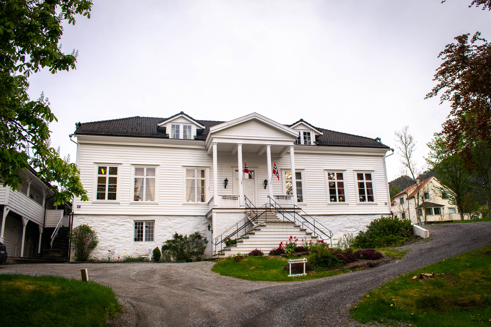 Fjordslottet hotell Osterøy