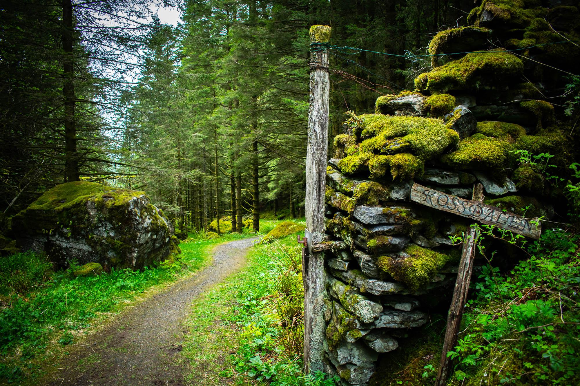 Kossdalen Osterøy
