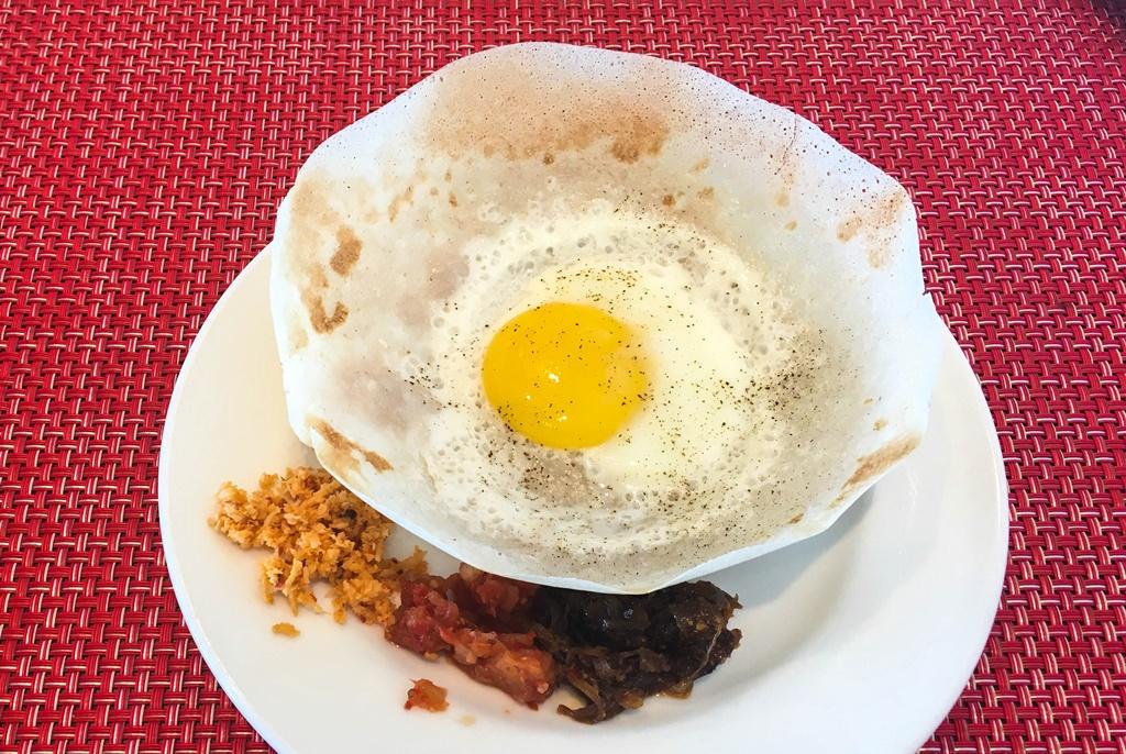 Egg Hopper Sri Lanka