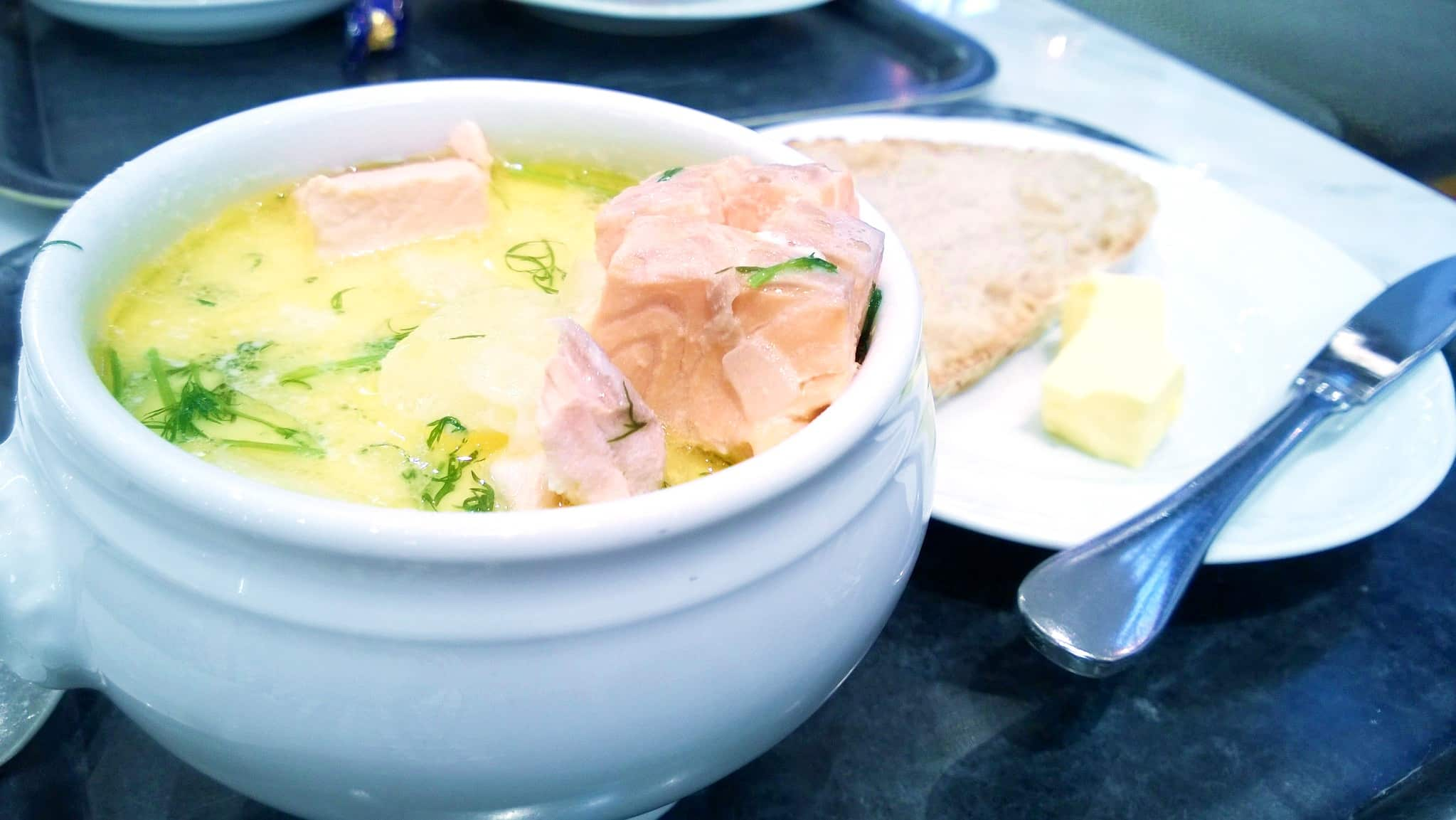 Laksesuppe Finland
