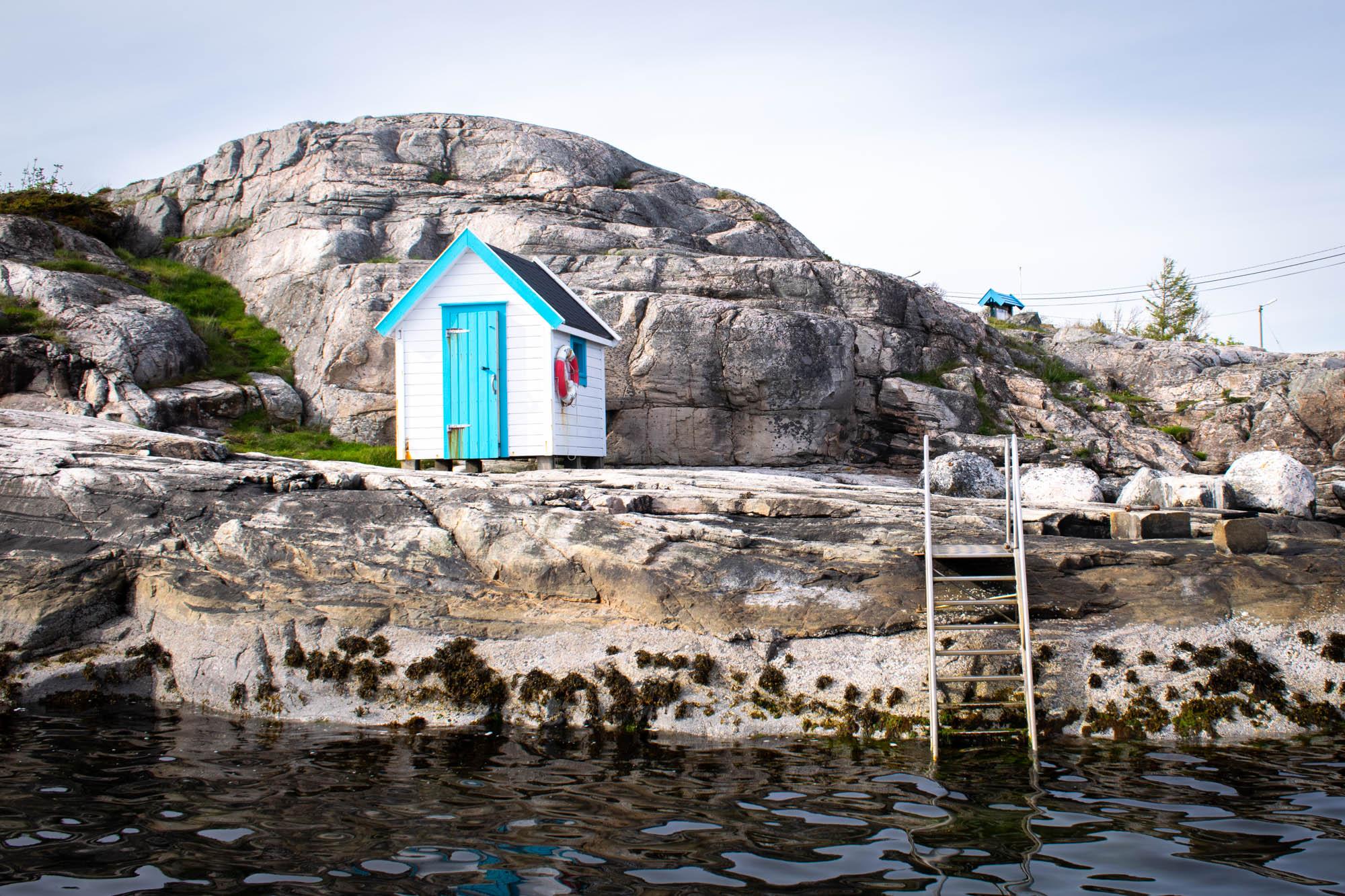 Badehus Øygarden