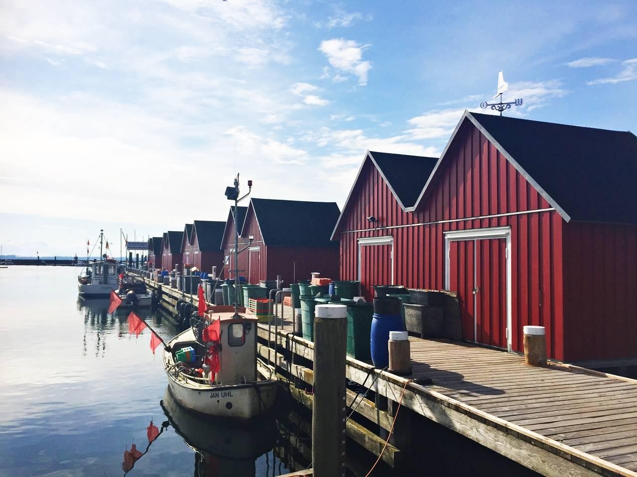 Marina i Boltenhagen