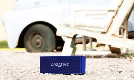 Vinn Creative Muvo 2 vanntett høyttaler!