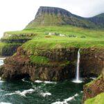 Postkort fra Gasadalur – Færøyene